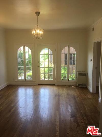 Los Feliz Rental For Rent: 5327 Loma Linda Avenue