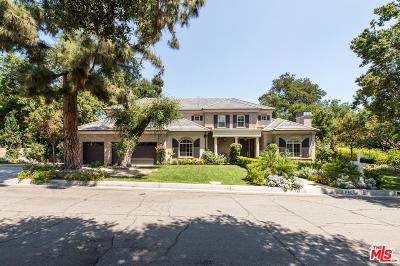 Arcadia Single Family Home For Sale: 1742 Claridge Street