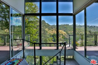 Single Family Home For Sale: 1675 North Beverly Glen