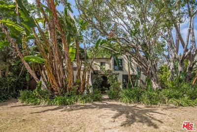 Beverly Hills Single Family Home For Sale: 509 North Elm Drive