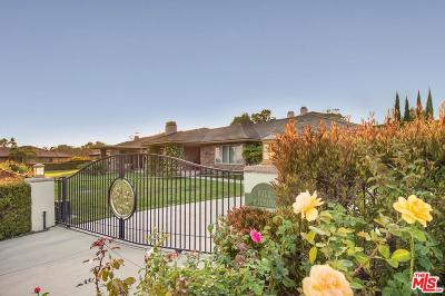 Malibu Single Family Home For Sale: 6317 Cavalleri Road