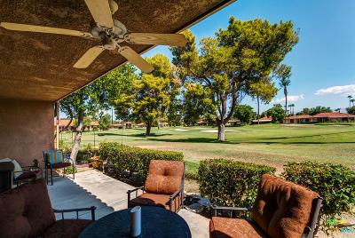 Rancho Mirage CA Condo/Townhouse For Sale: $264,500