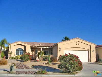 Cathedral City Single Family Home For Sale: 27712 San Martin Street