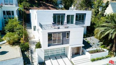 Hollywood Hills East (C30) Single Family Home For Sale: 6607 Cahuenga Terrace