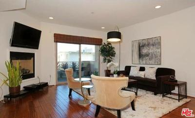 West Hollywood Condo/Townhouse For Sale: 1410 North Curson Avenue #205