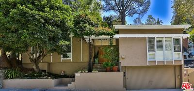 Hollywood Hills East (C30) Single Family Home For Sale: 3080 North Beachwood Drive