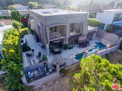 Pacific Palisades Single Family Home For Sale: 17156 Avenida De Santa Ynez