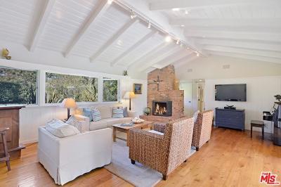 Malibu Single Family Home For Sale: 28944 Grayfox Street