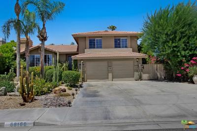Cathedral City Single Family Home For Sale: 68160 Perlita Road
