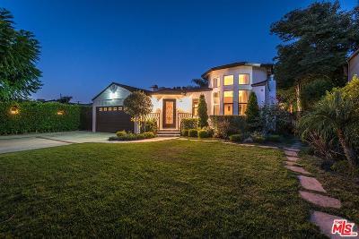 Toluca Lake Single Family Home For Sale: 4818 Ledge Avenue