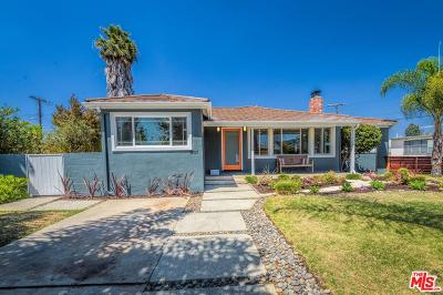 Culver City Single Family Home For Sale: 12107 Braddock Drive