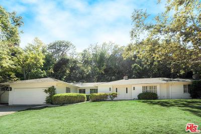 Single Family Home For Sale: 1075 Moraga Drive