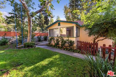 Pasadena Single Family Home For Sale: 1804 Pasadena Glen Road