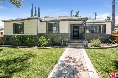 Tarzana Single Family Home For Sale: 18318 Jovan Street