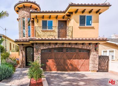 Redondo Beach Single Family Home For Sale: 515 North Guadalupe Avenue