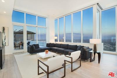 Los Angeles County Rental For Rent: 10000 Santa Monica #PH502
