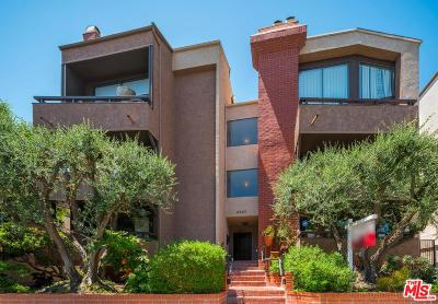 Sherman Oaks Condo/Townhouse For Sale: 4675 Willis Avenue #106