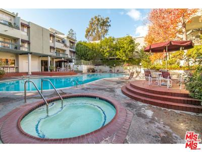 Culver City Condo/Townhouse For Sale: 4900 Overland Avenue #335