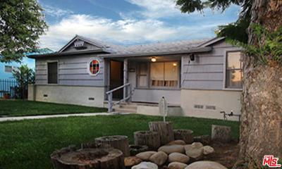 Northridge Single Family Home For Sale: 9720 Hayvenhurst Avenue