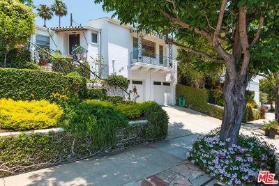 Pacific Palisades Single Family Home For Sale: 16177 Alcima Avenue