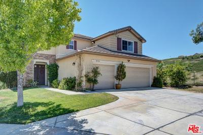 Canyon Country Single Family Home For Sale: 18320 Shannon Ridge Place