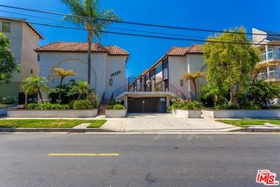 Sherman Oaks Condo/Townhouse For Sale: 14332 Dickens Street #10