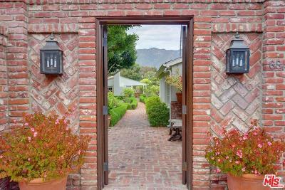 Malibu Single Family Home For Sale: 23555 Malibu Colony Road