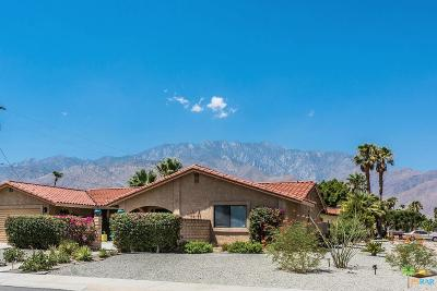 Palm Springs Single Family Home For Sale: 2399 North Volturno Road