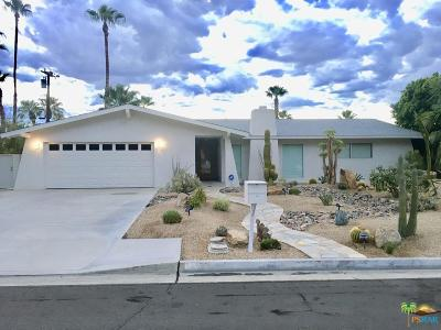 Palm Springs Single Family Home For Sale: 1450 North Vaquero Road