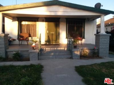 Los Angeles Single Family Home For Sale: 6608 Denver Avenue