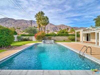 Palm Springs Single Family Home For Sale: 477 East Via Colusa