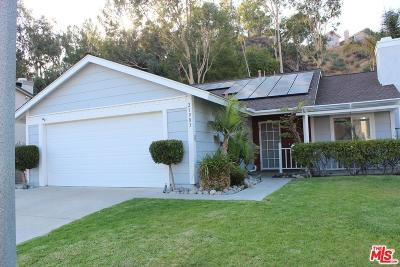 Saugus Single Family Home For Sale: 21903 Marjoram Court
