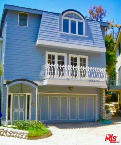 Malibu Rental For Rent: 3601 Vista Pacifica