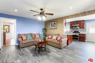 Torrance Single Family Home For Sale: 3319 West 187th Street