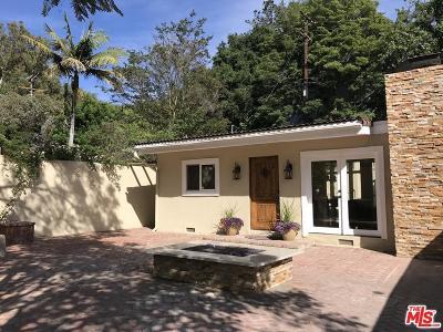 Single Family Home For Sale: 7556 Woodrow Wilson Drive