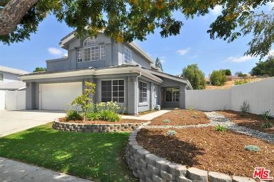 Simi Valley Single Family Home For Sale: 444 Talbert Avenue