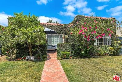 Single Family Home For Sale: 1363 Carmona Avenue