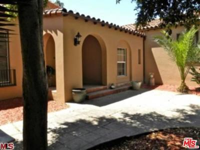 Los Angeles County Rental For Rent: 2233 North Beachwood Drive