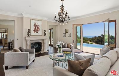 Malibu Single Family Home For Sale: 6280 Zumirez Drive