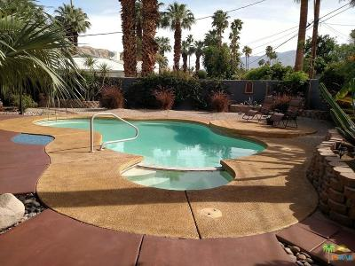 Palm Springs Single Family Home For Sale: 1685 East Avenida Olancha