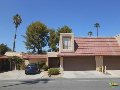 Cathedral City Condo/Townhouse For Sale: 68706 Paseo Real