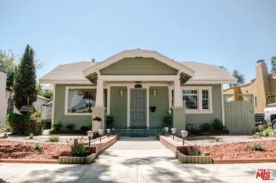 Long Beach Single Family Home For Sale: 3615 Lemon Avenue