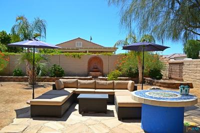 Indio Single Family Home For Sale: 40697 Calle Los Osos