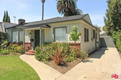 Los Angeles County Single Family Home For Sale: 2377 Glendon Avenue