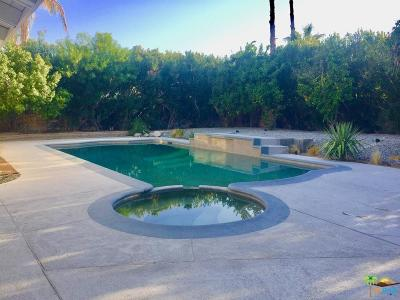 Rancho Mirage CA Single Family Home For Sale: $485,000