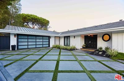 Pacific Palisades Single Family Home For Sale: 18013 Sea Reef Drive