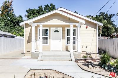Pasadena Single Family Home For Sale: 1656 Glen Avenue