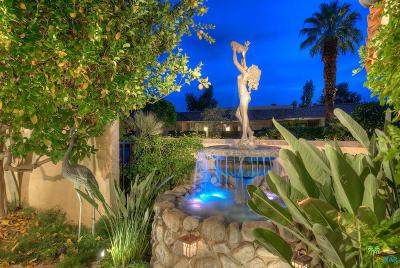 Rancho Mirage Single Family Home For Sale: 10 Columbia Drive