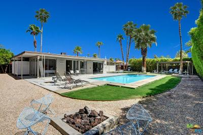 Palm Springs Single Family Home For Sale: 457 Sycamore Circle