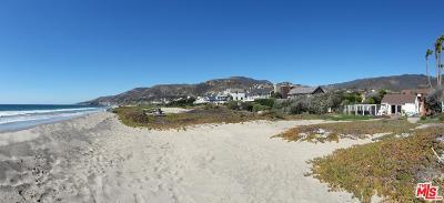Malibu Rental For Rent: 30830 Broad Beach Road